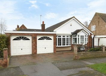 Thumbnail 3 bed detached bungalow for sale in Chiltern Avenue, Bedford