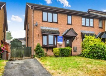 Thumbnail 3 bed end terrace house for sale in Uwch Y Mor, Pentre Halkyn, Holywell, North Wales