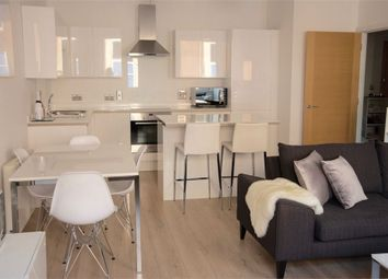 Thumbnail 2 bed flat for sale in Town Centre, Poole, Dorset