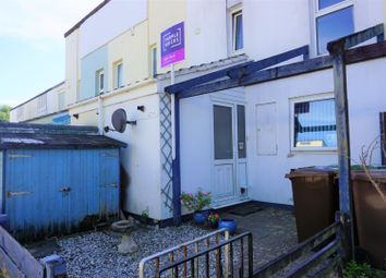 Thumbnail 3 bed terraced house for sale in Cunningham Road, Plymouth