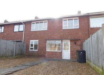 Thumbnail 3 bed terraced house for sale in Girton Road, Gorleston, Great Yarmouth