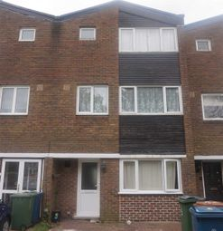Thumbnail 4 bed terraced house to rent in Blackwell Close, Harrow