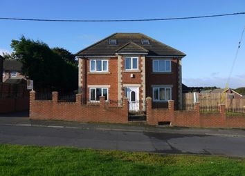 Thumbnail 5 bed detached house for sale in Woodside, Sacriston, Durham