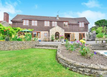 Thumbnail 4 bed detached house for sale in High Street, Nunney, Frome