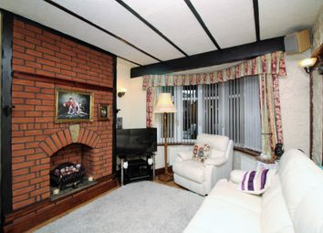 Thumbnail 3 bed end terrace house for sale in Foxdale Avenue, Blackpool