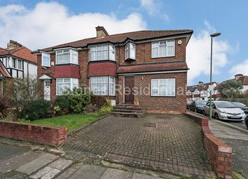 Thumbnail 6 bed semi-detached house to rent in Farm Road, Edgware