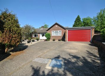Thumbnail 3 bedroom detached bungalow for sale in Dean Road, Stewkley, Buckinghamshire