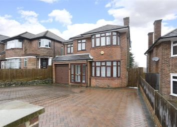 Thumbnail 4 bed detached house for sale in Derwent Drive, Purley
