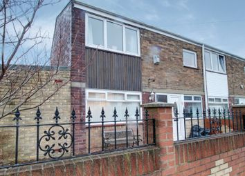 Thumbnail 3 bed terraced house for sale in Heaton Gardens, South Shields, Tyne And Wear
