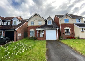 Thumbnail 3 bed detached house for sale in Small Close, Smethwick