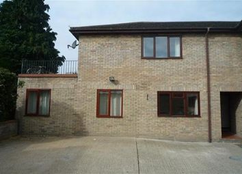 Thumbnail 2 bedroom flat to rent in Cambridge Street, Godmanchester, Huntingdon