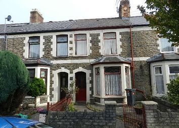 Thumbnail 3 bedroom terraced house for sale in Richards Street Cathays, Cardiff