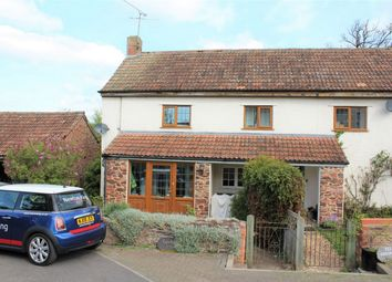 Thumbnail 3 bed cottage to rent in Greenway, Monkton Heathfield, Taunton