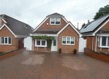 Thumbnail 3 bed bungalow for sale in Palmcourt Avenue, Hall Green, Birmingham