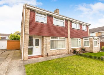 Thumbnail 3 bed semi-detached house to rent in Rushmere Heath, Eaglescliffe, Stockton-On-Tees