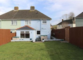 Thumbnail 3 bed semi-detached house for sale in St. Peters Road, Pembroke Dock