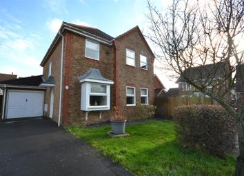 Thumbnail Detached house for sale in Offham Close, Eastbourne