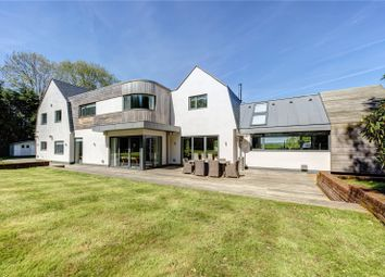 Thumbnail 5 bedroom detached house for sale in Cox Lane, Stoke Row, Henley-On-Thames