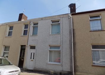 Thumbnail 3 bed terraced house for sale in Cecil Street, Neath, Neath Port Talbot.
