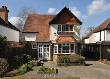 Thumbnail 4 bed detached house to rent in Stonebridge Fields, Shalford, Guildford