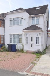 Thumbnail 5 bed semi-detached house to rent in Burwell Avenue, Greenford