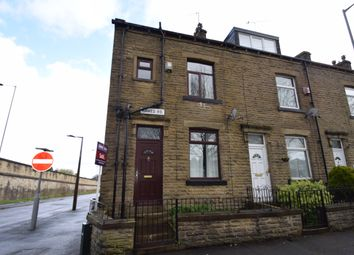 Thumbnail 3 bed end terrace house to rent in Hawes Road, Bradford, West Yorkshire