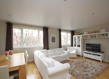 Thumbnail 3 bed flat for sale in Avenue Crescent, London