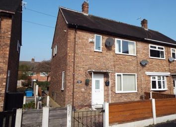 Thumbnail 2 bed semi-detached house for sale in Bowfell Grove, Manchester, Greater Manchester