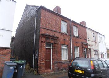 Thumbnail 2 bedroom terraced house for sale in Arbour Street, Hanley, Stoke On Trent