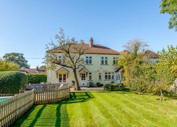 Thumbnail 5 bed semi-detached house for sale in Pankridge Street, Crondall, Farnham, Hampshire