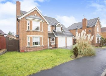 Thumbnail 4 bed detached house for sale in Wych Elm Road, Oadby, Leicester, Leicestershire