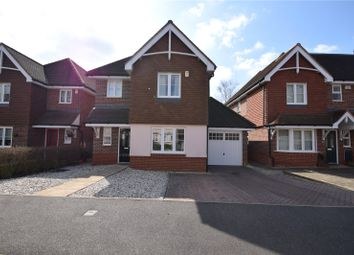 Thumbnail 4 bed detached house to rent in Amberley Gardens, Wokingham, Berkshire