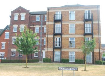 Thumbnail 2 bed flat for sale in 27 Grey Meadow Road, Ilkeston