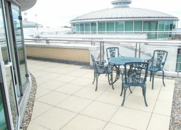 Thumbnail 3 bedroom flat to rent in Westgate Penthouse, Leeman Road, York