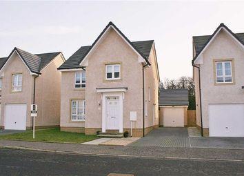 Thumbnail 4 bedroom detached house for sale in Smeaton Drive, Bonnybridge