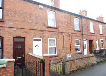 Thumbnail 2 bed terraced house for sale in Smith Street, New Balderton, Newark