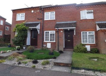 Thumbnail 2 bedroom terraced house to rent in Ormsby Close, Luton