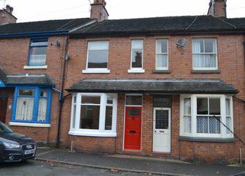 Thumbnail 2 bed terraced house for sale in Shirburn Road, Leek