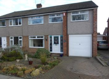 Thumbnail 4 bed semi-detached house for sale in Bushel Hill Drive, Darlington, Co Durham