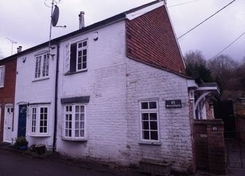 Thumbnail 2 bed cottage to rent in Red Lion Lane, Farnham