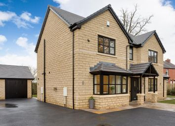 Thumbnail 4 bed detached house for sale in The Buckingham, St Paul's View, Edisford Road, Clitheroe