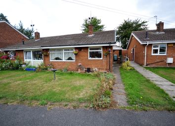 Thumbnail 2 bed semi-detached bungalow for sale in Poplar Drive, Altofts, Normanton