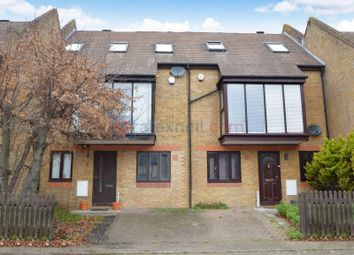 Thumbnail 5 bed town house for sale in Clifton Place, London