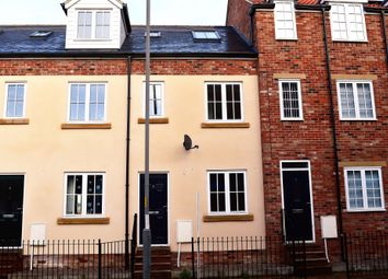 Thumbnail 3 bedroom town house to rent in Bridge Wharf, Selby, North Yorkshire