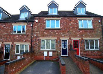 Thumbnail 3 bedroom town house for sale in Brooke Street, Tibshelf, Alfreton
