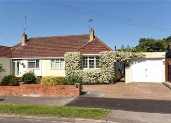 Thumbnail 2 bed semi-detached bungalow for sale in St. Michaels Road, Sandhurst, Berkshire