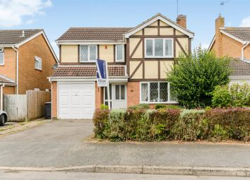 Thumbnail 4 bed detached house for sale in Alexander Road, Quorn, Loughborough