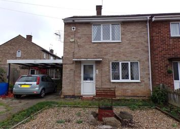 Thumbnail 2 bed end terrace house for sale in Scotswood Crescent, Eyres Monsell, Leicester, Leicestershire