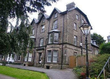 Thumbnail 4 bed flat to rent in Broad Walk, Buxton