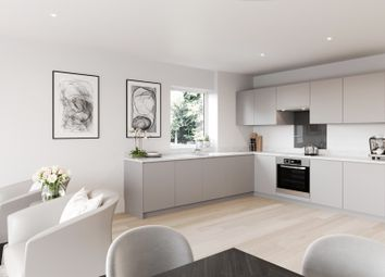 Thumbnail 1 bed flat for sale in Nicholson Mews, Scope Way, Kingston Upon Thames